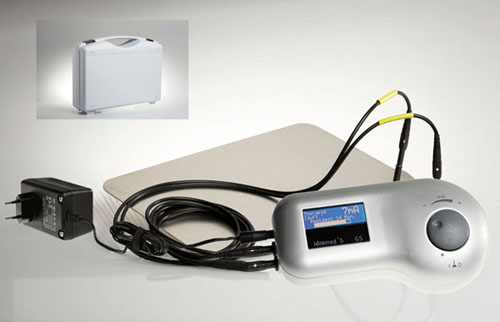 Idromed Iontophoresis unit